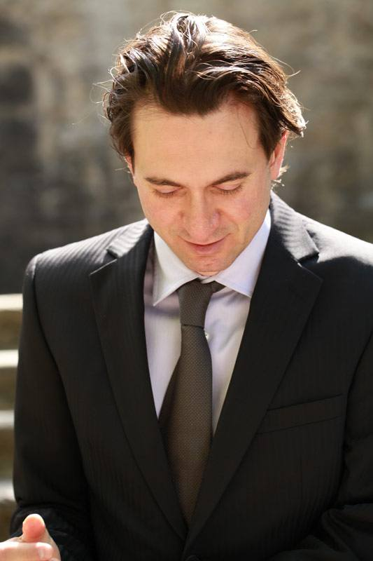 Freie Trauung mit Trauredner Daniel Catalano